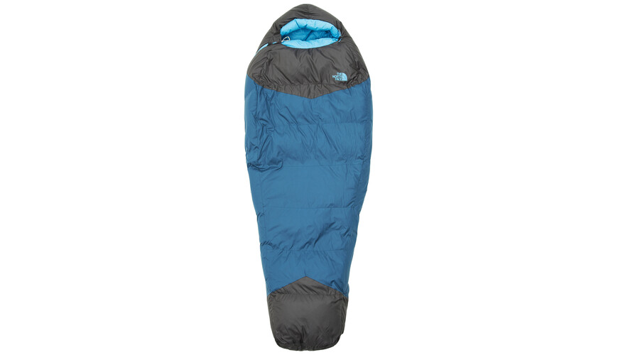 The North Face Blue Kazoo Sovsäck Long blå